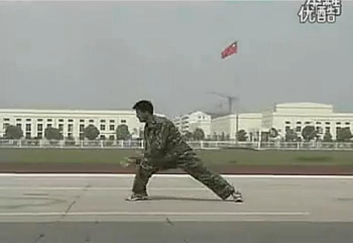 山东保安军体拳教学